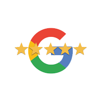 5 star google review